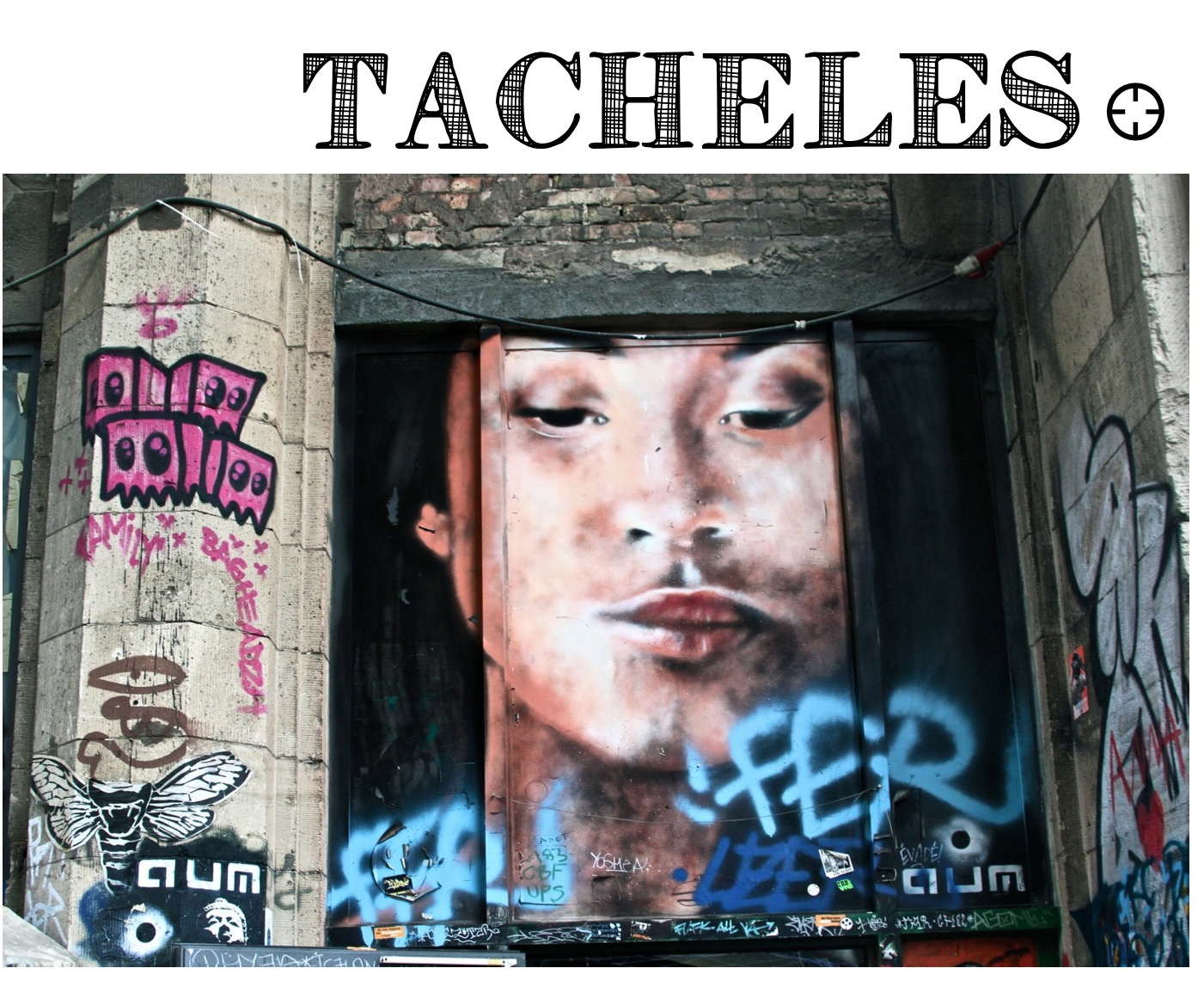 berlin street art tacheles man que faire a berlin art initiation apprendre l'allemand