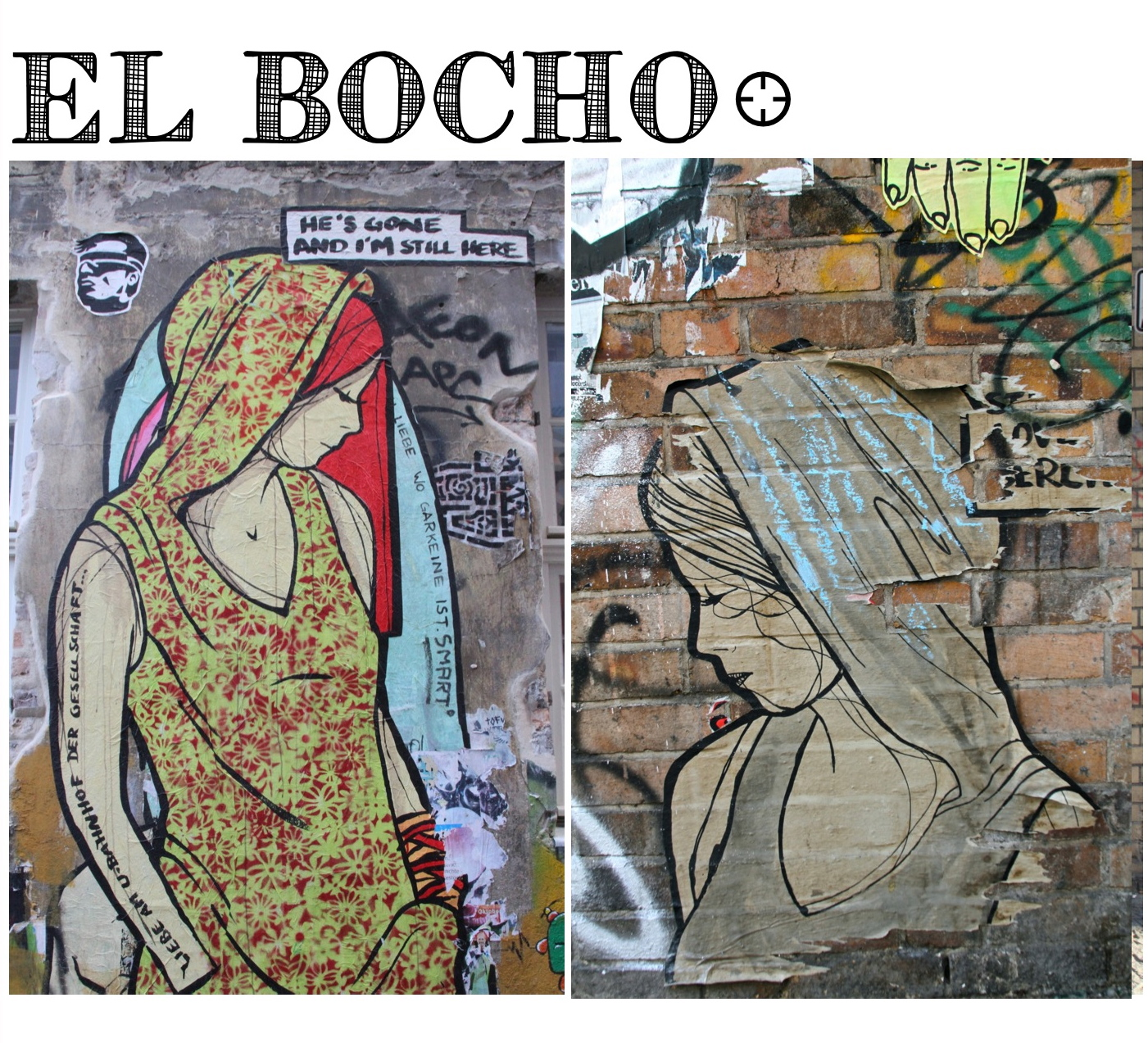 el bocho berlin street art initiation artistes